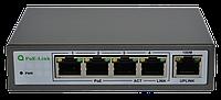 Коммутатор PoE-Link PL-541FA