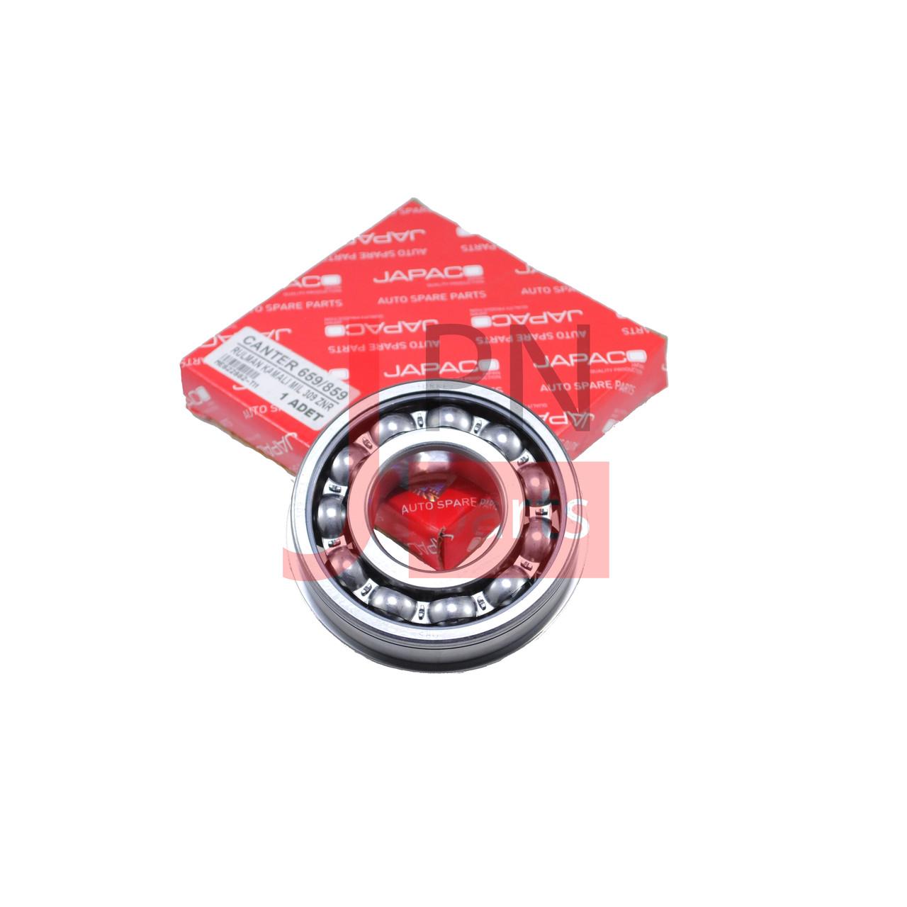 Подшипник вторичного вала КПП MITSUBISHI CANTER FUSO 659/859 (ME622882/ME623084/6309NRC3) JAPACO