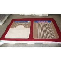 Набор ковриков для ванной комнаты и туалета 50*80 Kilim