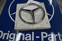Значок эмблема звезда в решетку радиатора Mercedes GL GL350 GL450 GL550 GL63 X166 2012-2015 новая оригинал