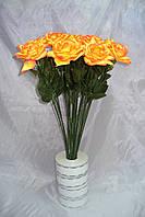 Роза открытая углами, 5 расцветок ( в упаковке 50 шт), фото 1