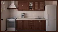 Кухн  МДФ 2, 0 м Альфа мебель