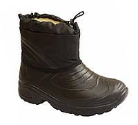 Резиновые ботинки мужские «Натиск»