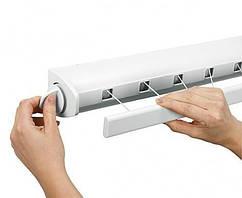 Сушилка для белья на стену с раздвижным механизмом, Prima Nova B23-01