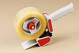 Диспенсер, розмотувач, тримач для скотча 45, 48, 50мм, фото 5