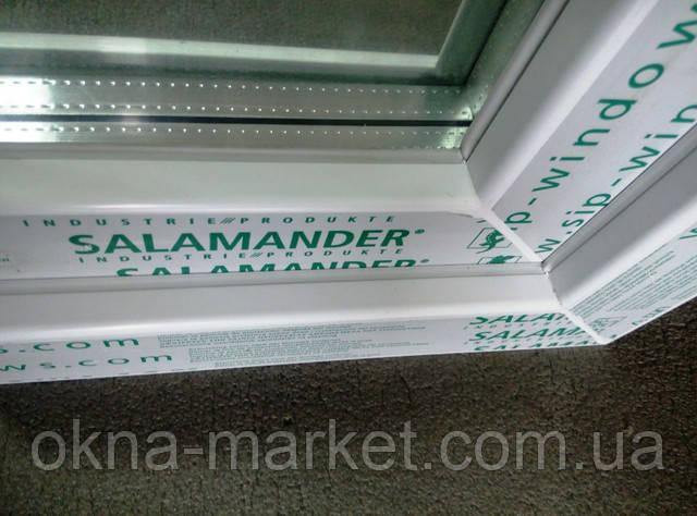 Профиль Salamander 2D и Salamander StreamLine