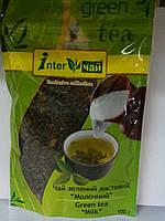Inter чай зеленый Молочный