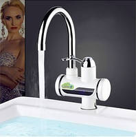 Водонагреватель кран, мгновенный нагрев воды, проточный нагреватель для воды ZP