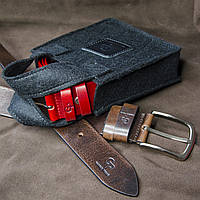 Pull Up leather - натуральна вощена шкіра преміум-класу.