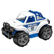 Полицейский внедорожник