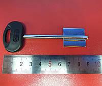 Заготовка ключа MOTTURA широкая короткая правая