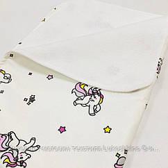 Непромокаемая детская пеленка, размер 50х80 см №39
