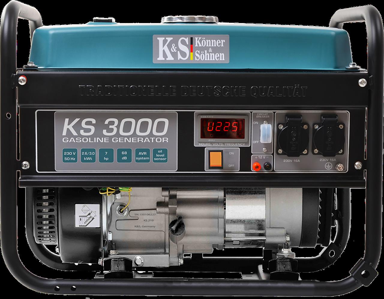 ⚡K&S 3000E