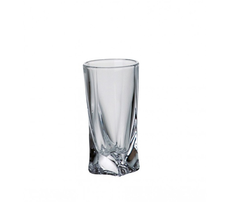 Набор стаканов (350 мл) BOHEMIA quadro 6604