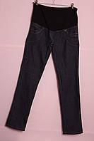 Женские утепленные джинсы на флисе для беременных