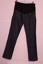 Жіночі утеплені джинси на флісі для вагітних