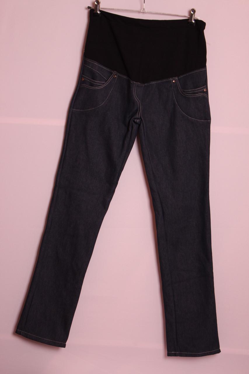 Женские утепленные джинсы на флисе для беременных (R)