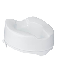 Туалетное сиденье с фиксатором (14см)
