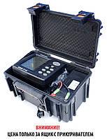 Ящик для ехолота з прикурювачем