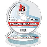 Леска моно. Salmo Hi-Tech Powersteel 100/015 *10