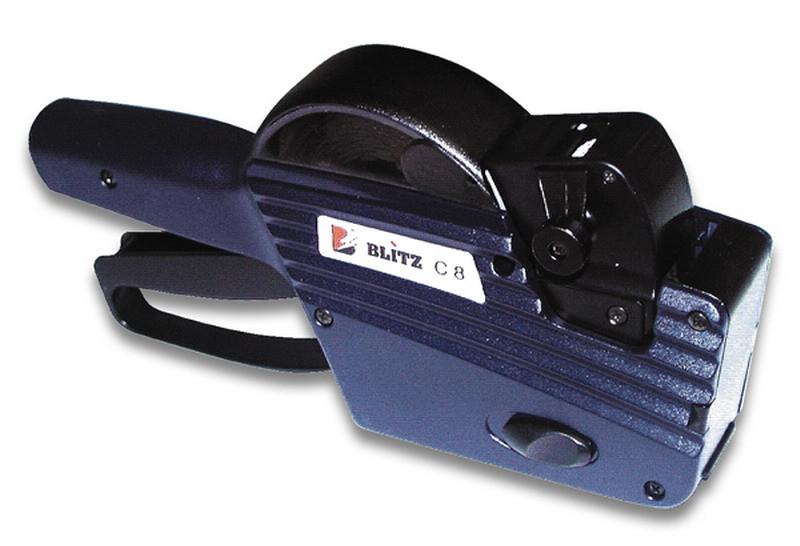Этикет-пистолет BLITZ (OPEN) C6, C8 (однострочный)