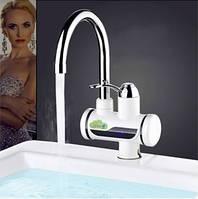 Водонагреватель кран, мгновенный нагрев воды, проточный нагреватель для воды HS