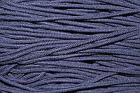 Шнур 5мм с наполнителем (200м) синий