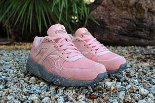 Женские кроссовки Puma Winterized R698 Coral Cloud Pink 359691 01, Пума Р698, фото 2