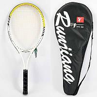 Большой теннис 908 / 466-849 (30) 1 ракетка, алюминиевый