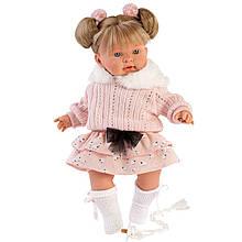 Лялька Llorens Олександра Лоренс Alexandra 42 см 42274 інтерактивна плаче