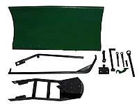 Лопата — отвал для мототрактора в комплекте с подъемным механизмом Агромарка