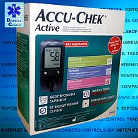 Глюкометр Accu-Chek Active / Акку-Чек Актив (60 тест-полосок в наборе)