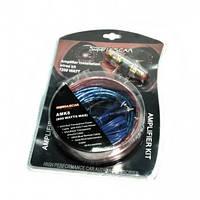 Набор кабелей для усилителя AMK 8A 1200W