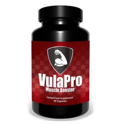 VulaPro (ВулаПро) - капсули для нарощування м'язів
