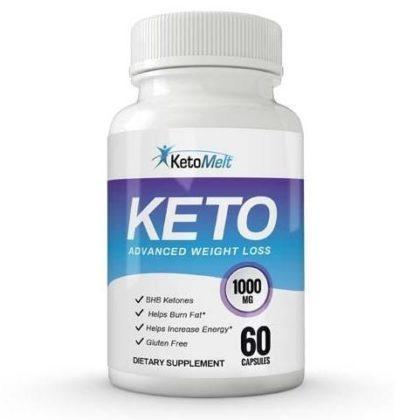 Keto Melt (Кето Мелт) - капсулы для похудения