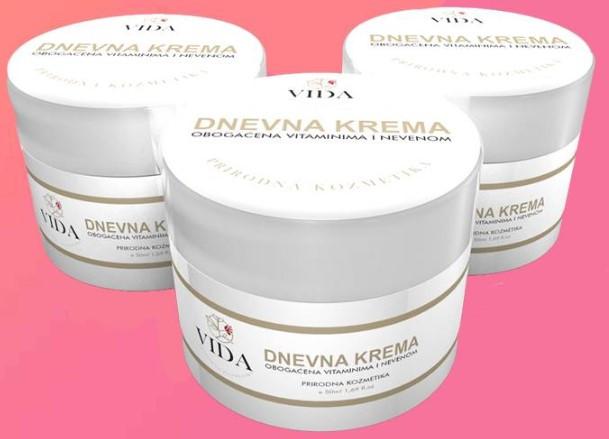 Vida Derma (Вита Дерм) - крем для удаления прыщей