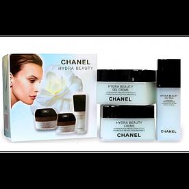 Набір кремів Chanel Hydra Beauty 3в1