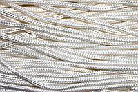 Шнур 5мм (100м) белый (т)
