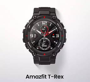 Смарт-часы XIAOMI Amazfit T-Rex Rock Black GLOBAL