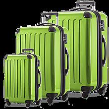 Набор чемоданов HAUPTSTADTKOFFER alex set