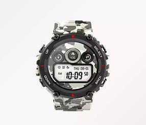 Смарт-часы XIAOMI Amazfit T-Rex Camo Green GLOBAL