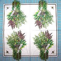 Салфетки декупажные Травы 2205