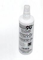 Масло K&N для воздушных фильтров (многоразового использования)