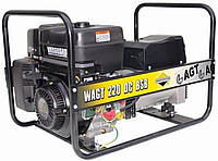 Сварочный генератор 220DC, B&S SERIES 2100, 14 л.с, 3,5/6,5 кВА, 6,6 л, 88,5 кг WAGT 220 DC BSB SE.