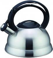 Чайник со свистком Con Brio 3 л