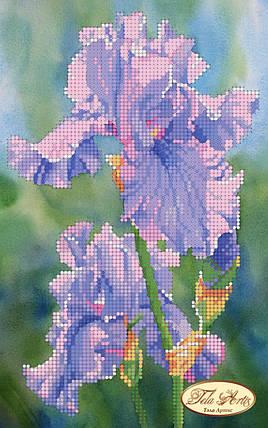 """Рисунок на ткани для вышивания бисером """"Взмах крыла"""", фото 2"""