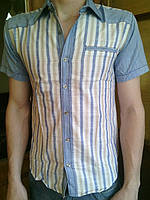 Рубашка молодежная хб.