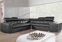 Кожаный угловой диван, кожаный уголок  ETNA II