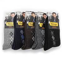 Мужские махровые ангоровые носки Натали от 34.00 грн./пара (No.A325-4)