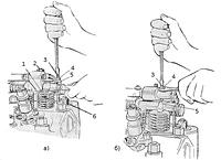 Регулировка клапанов ЮМЗ | Как отрегулировать зазоры клапанов и декомпрессионного механизма трактора ЮМЗ